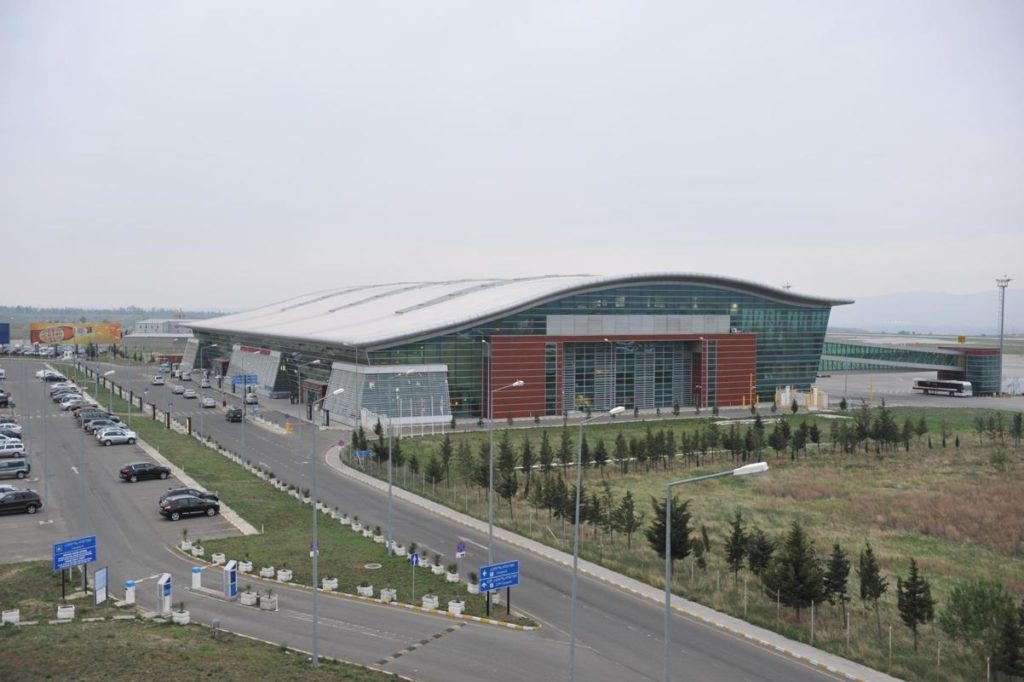 مطار تبليسي الدولي